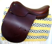 All Leather Saddle