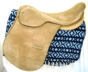 Light Suede Saddle