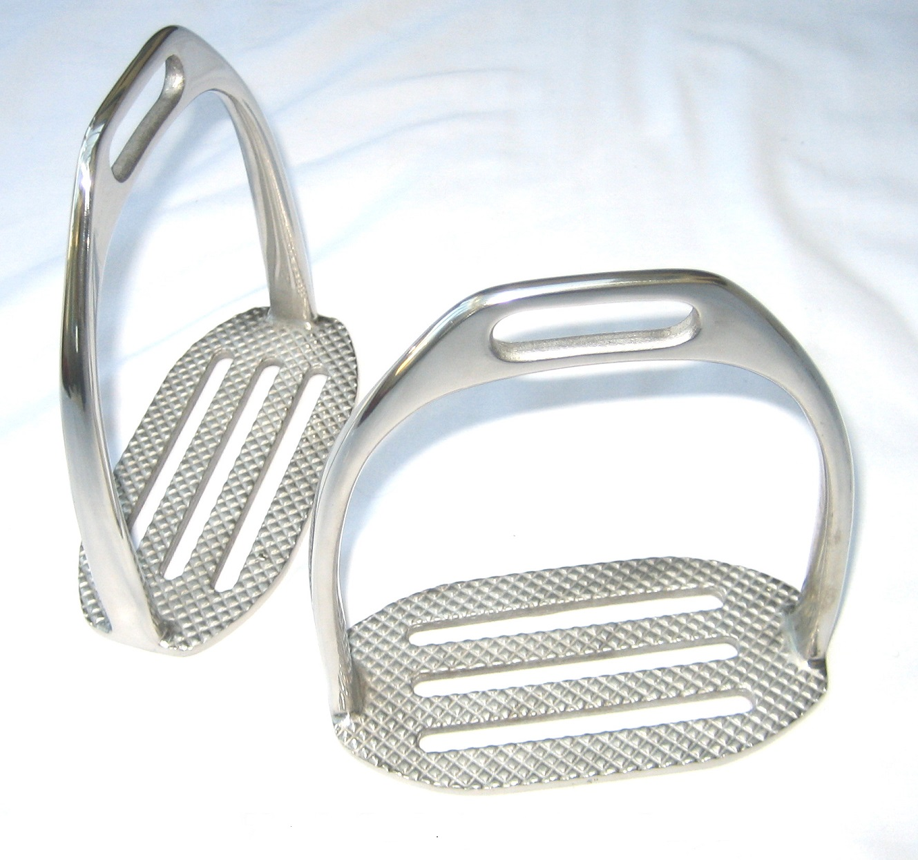 'Australian' Stirrup Irons