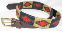 'Aztec' Polo Belt
