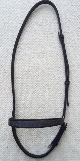 Leather Drop Noseband