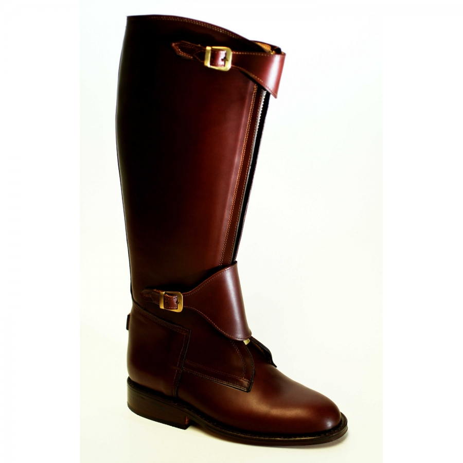 El Resero zipped boot