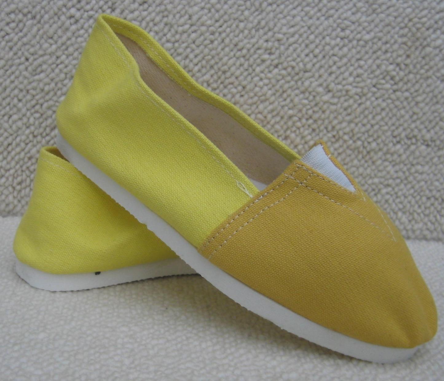 Yellow Alpargatas