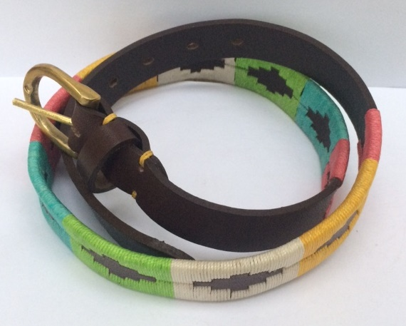 'Pastel' Polo Belt