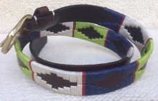 'Pampero' Polo Belt
