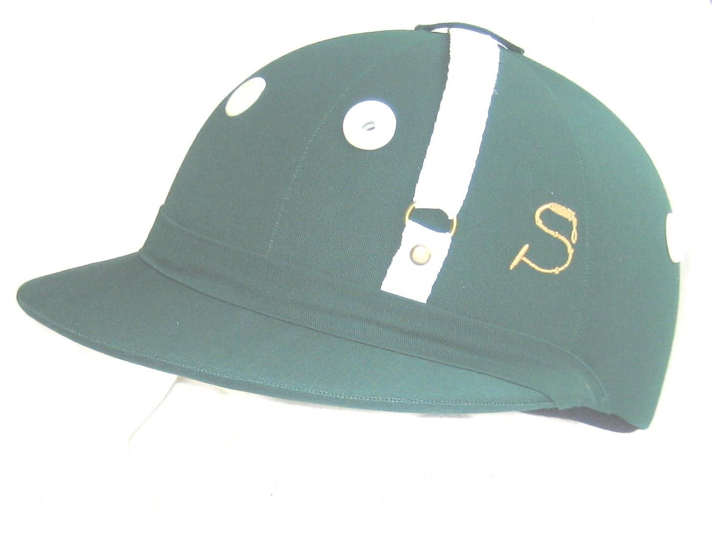 Traditional Argentine Helmet