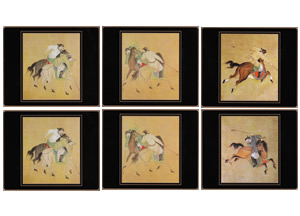 Ming Polo Tablemats
