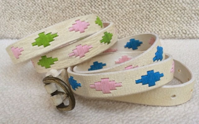 Rawhide Lady's Belt