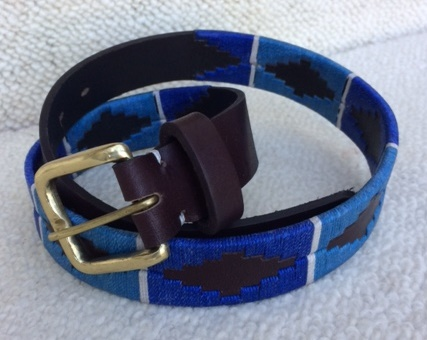 'Azul' Polo Belt