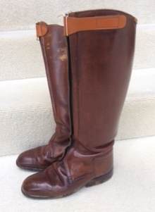 Hawkins Zipped Polo Boots
