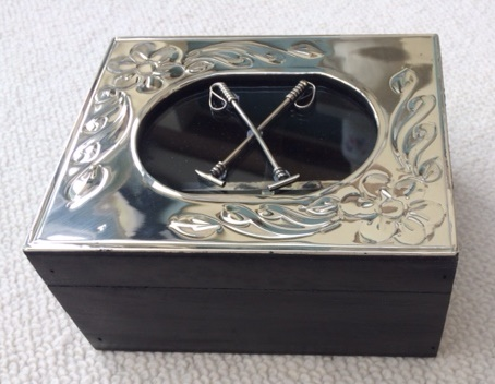 Tea Bag Caddy Box