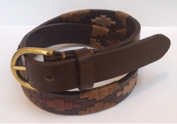 'Pardo' Polo Belt