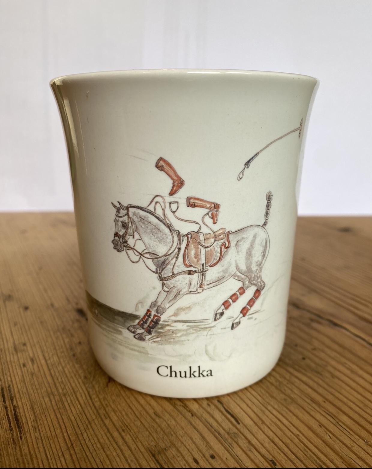 Limited Edition Chukka Mug