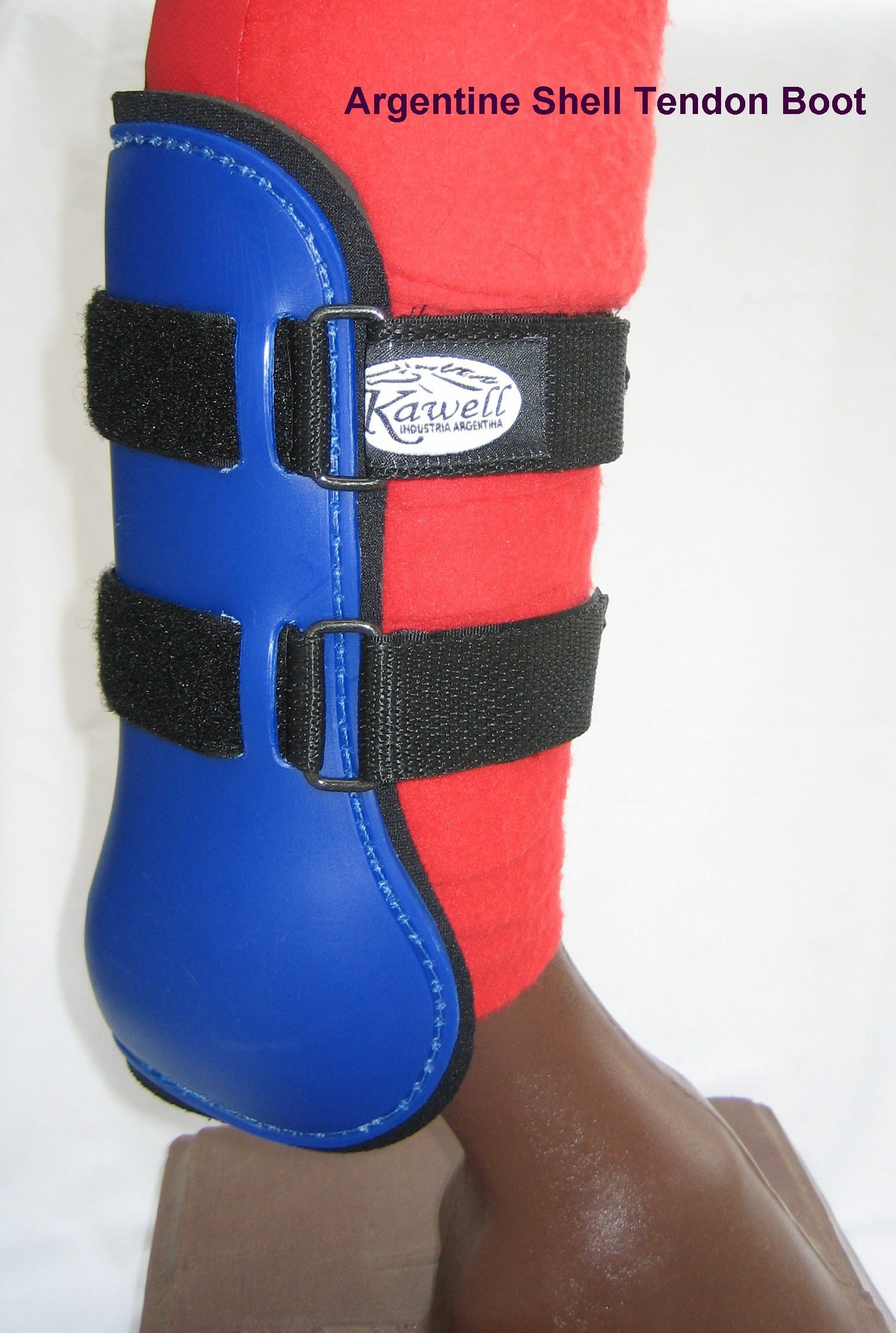 Shell Tendon Boots