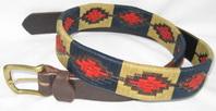 'Aztec' Polo Belt