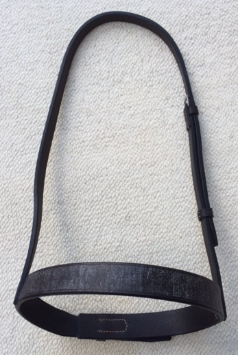 Leather Cavesson Noseband