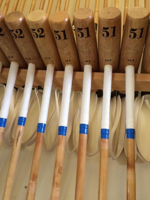 New Zealand Natural Cane Polo Sticks