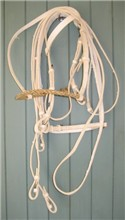 Rawhide Exercise Bridle