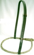 Leather & Rawhide Cavesson Noseband