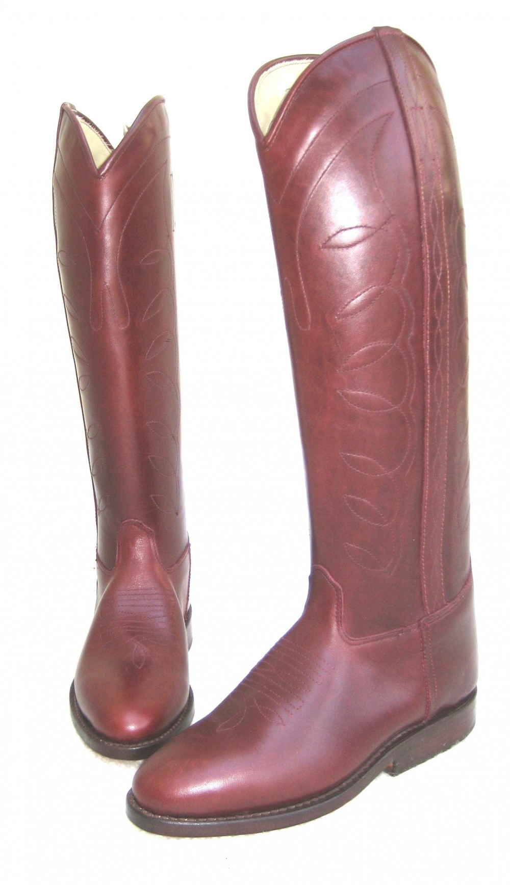 Texan style Argentine Polo boots
