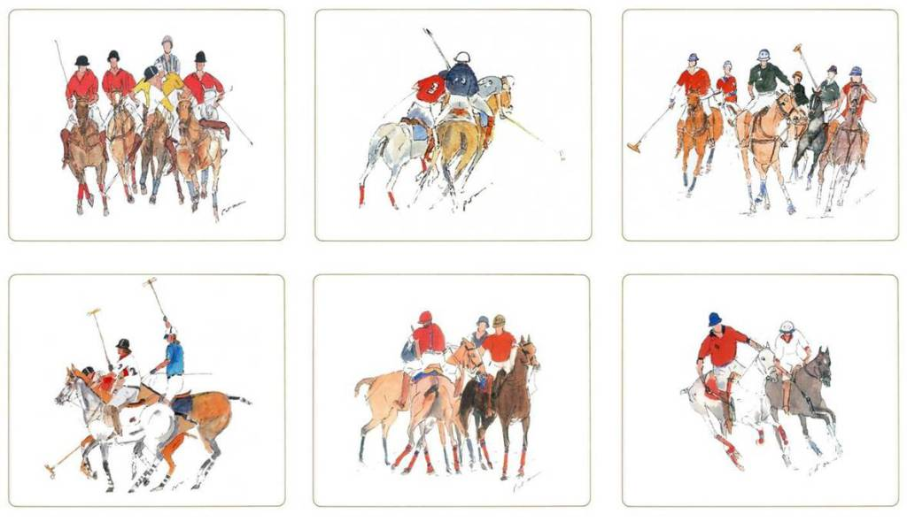 Polo Tablemats